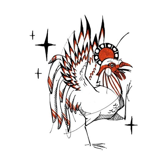 Picture of The Singing Rooster