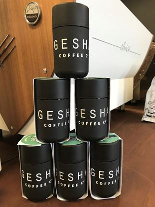 Picture of Frank Green GESHA Coffee Co reusable cup 12oz
