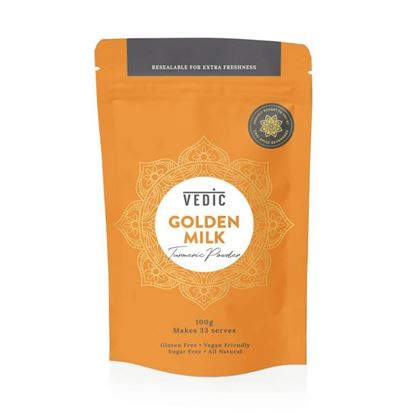 Picture of Vedic Golden Milk - Turmeric