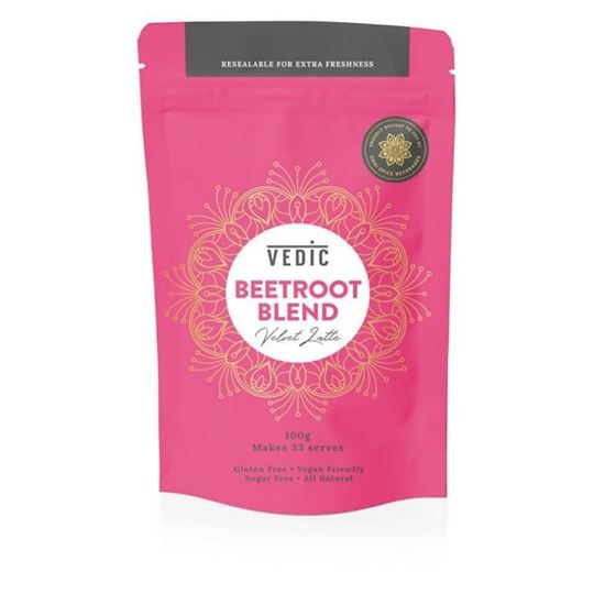 Picture of Vedic - Beetroot Blend Velvet Latte