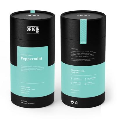 Picture of Peppermint - Loose leaf